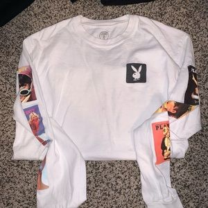Playboy long sleeved shirt
